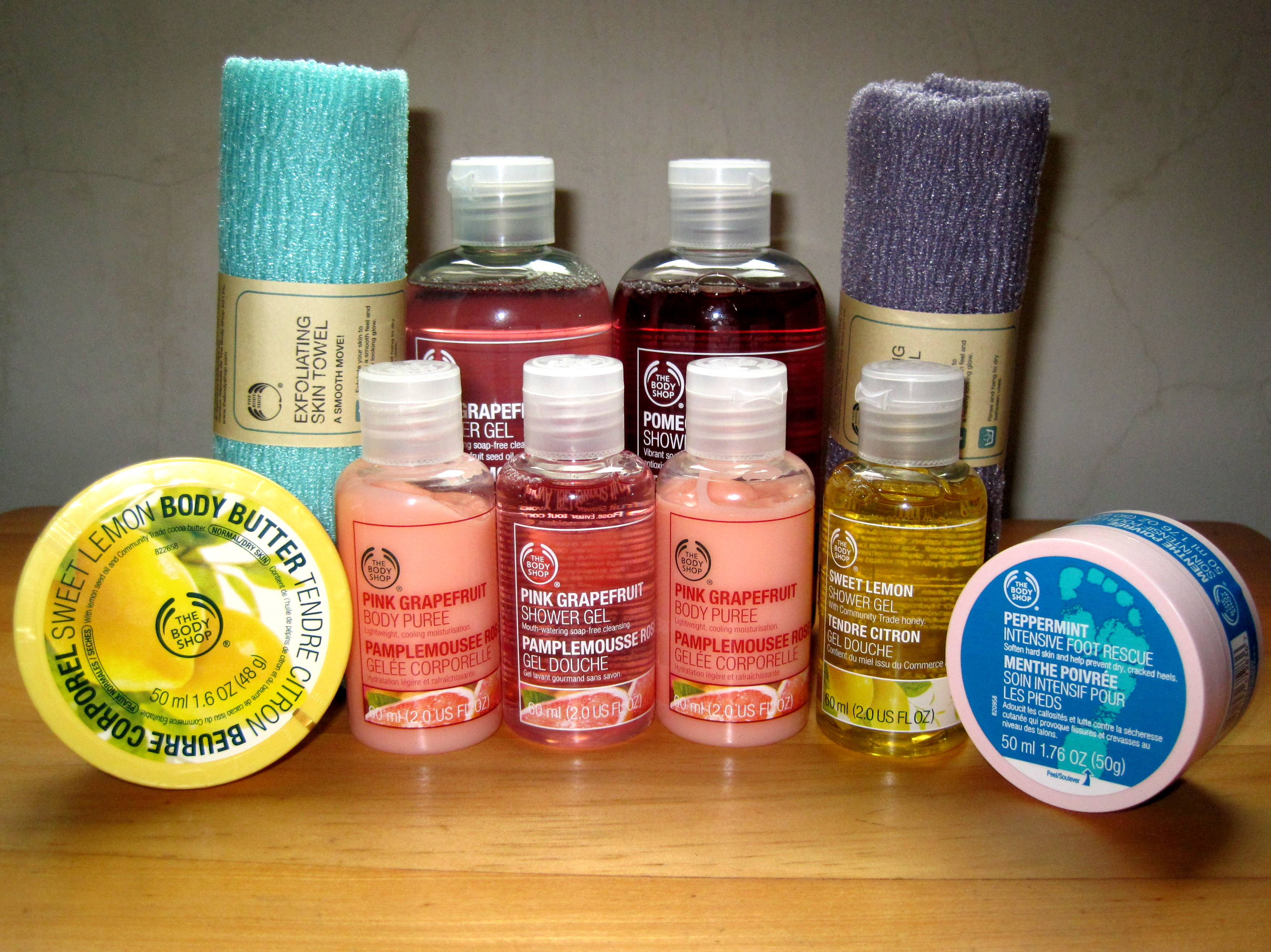 Sale Aftermath: The Body Shop Warehouse Sale (Mini) Haul