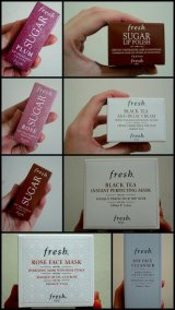 Introduction to: Fresh (Thanks to Sephora Singapore!)