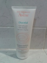 Review: Avene Diacneal Gel Cleanser