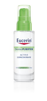 Review: Eucerin DermoPURIFYER Active Concentrate