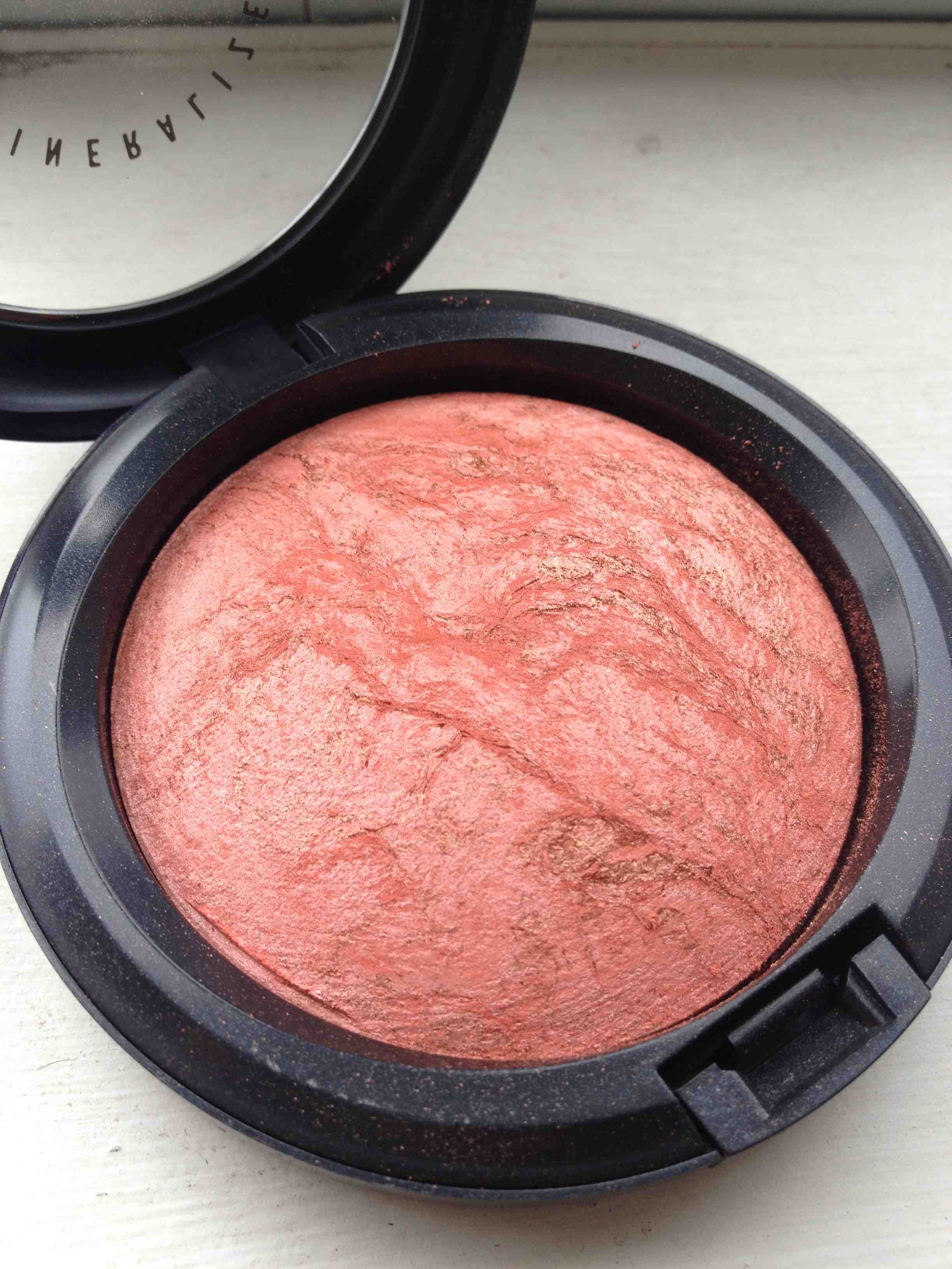 guest post sdv takes on mac mineralize skinfinish in stereo rose