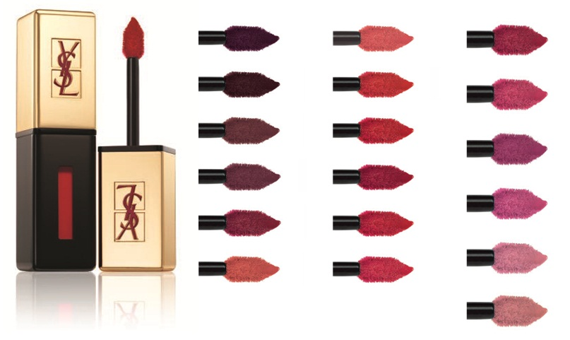 Guest Post SdV Takes On Yves Saint Laurent Rouge Pur Couture Vernis a Levres Glossy Stain in No  # Rouge A Levre Bois De Rose