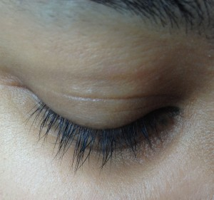 maybelline the falsies without mascara