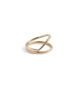 Dainty Stack Ring