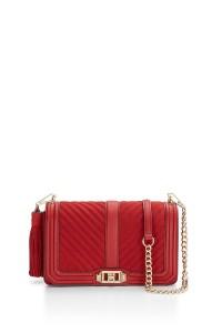 Love Crossbody with Tassel Bag